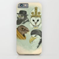 iPhone & iPod Case featuring Birds of Pray by Phil Jones