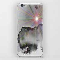Solar Sky iPhone & iPod Skin