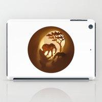 Africa (Afrique) iPad Case