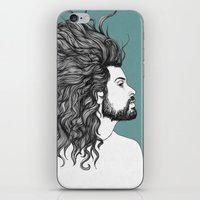 A Sight to Behold iPhone & iPod Skin
