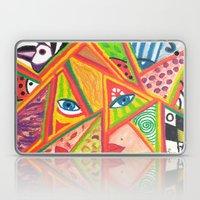 Woman In Love Laptop & iPad Skin