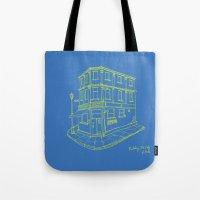 brickhouse Tote Bag