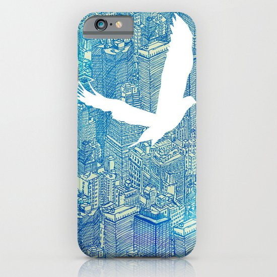 Ecotone (day) iPhone & iPod Case