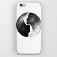 I'm With You I iPhone & iPod Skin
