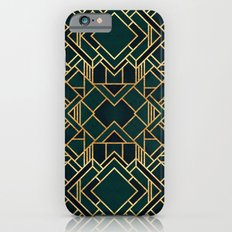 Art Deco 2 iPhone 6 Slim Case