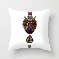 That day Throw Pillow