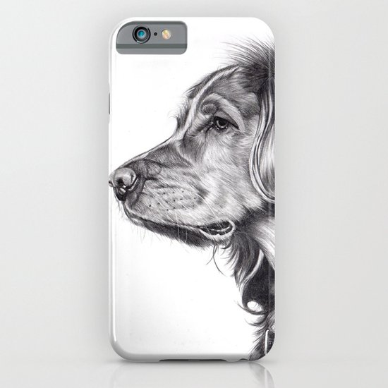 Retriever iPhone & iPod Case