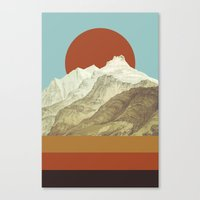 MTN Canvas Print