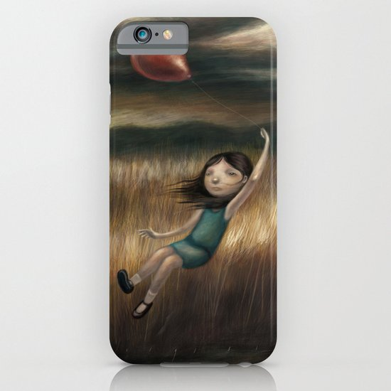 Anywhere But Here iPhone & iPod Case
