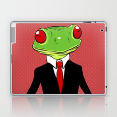 Mr Croak Laptop & iPad Skin
