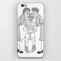 The Defamation Of Normal… iPhone & iPod Skin