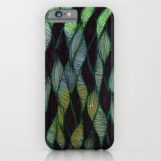 Leaves / Nr. 5 iPhone & iPod Case