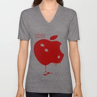 Apple Kill Unisex V-Neck