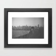 Jimmy Jam 1 of 2 Framed Art Print
