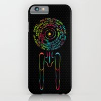 iPhone Cases featuring Star Trek by Charleighkat