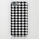 dogstooth iPhone & iPod Case