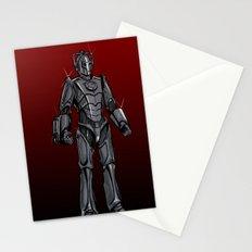 Cyberman... Stationery Cards