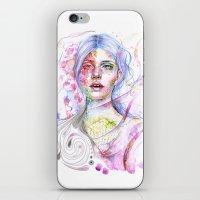 Every Word Will Shape Me iPhone & iPod Skin