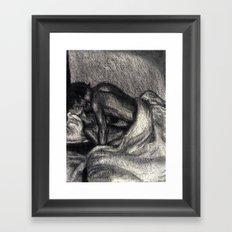 Succubus of Love Framed Art Print