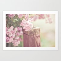 Beautiful Summer Art Print