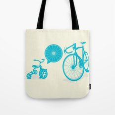 SPOKE Tote Bag
