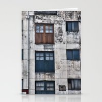 Doors Going Nowhere Stationery Cards
