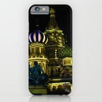 Saint Basil's Cathedral,… iPhone 6 Slim Case