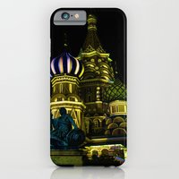 Saint Basil's Cathedral,… iPhone 6 Slim Case