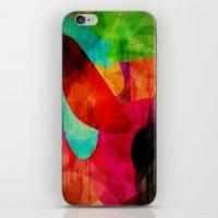 Blobs iPhone & iPod Skin
