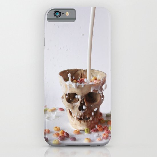Cereal Killer iPhone & iPod Case
