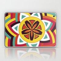 Mandala Love Pattern Laptop & iPad Skin