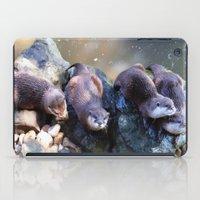 Otters iPad Case
