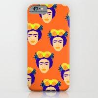 Colorful Frida iPhone 6 Slim Case