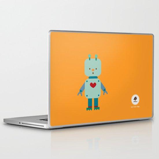 Robot Laptop & iPad Skin