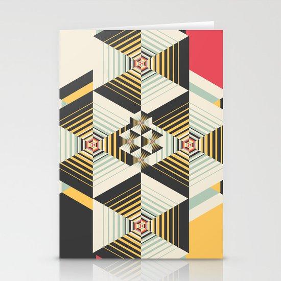 La Plus Stationery Card