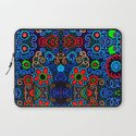 Primary Colors Laptop Sleeve