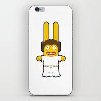 Sr. Trolo / Leia iPhone & iPod Skin
