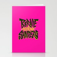 Bernie Sanders Stationery Cards