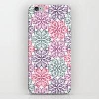 PAISLEYSCOPE Tile iPhone & iPod Skin