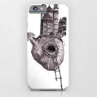 iPhone & iPod Case featuring The Heart of The City by Rachael Shankman