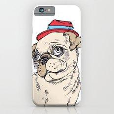 Pug iPhone 6 Slim Case