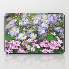 mellow meadow iPad Case