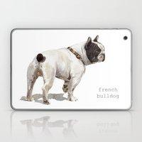 French Bulldog A050 Laptop & iPad Skin