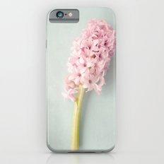 Textured Hyacinth Slim Case iPhone 6s