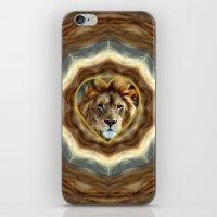 LION - Aslan iPhone & iPod Skin