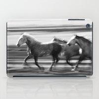 Galloping Horses iPad Case