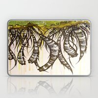 Another day on the floating island Laptop & iPad Skin