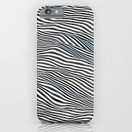 Ocean Of Lines iPhone 6 Slim Case