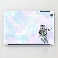 Owl Tribal iPad Case