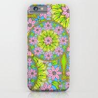 Color Me Spring Mandala iPhone 6 Slim Case